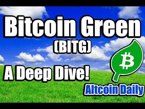 Bitcoin Green (BITG): An Environmental Cryptocurrency