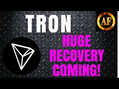 Tron (TRX) – Huge Recovery Coming? – WORLD DOMINATION!