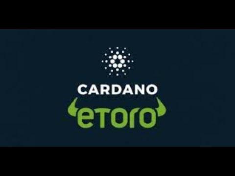【翻訳動画】イートロ(eToro)がカルダノ(ADA)の長期サポートを強化、強気相場に向かう可能性あり
