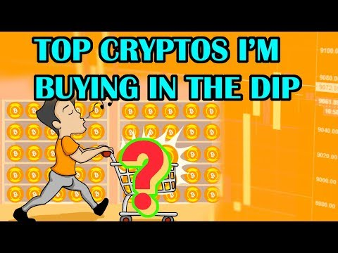 TOP CRYPTOCURRENCY COINS I'M BUYING IN MARKET DIP – Cryptocurrency technical analysis