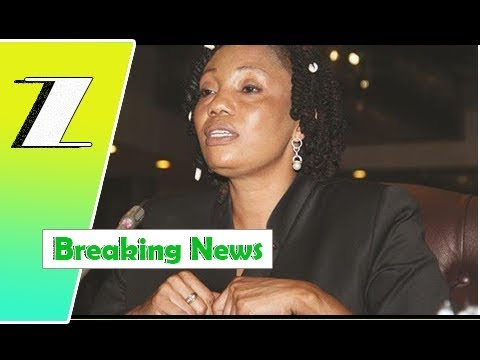 VIDEO: Only one earthquake could stop the election, boss ZEC Chigumba can not shake off the oppos…