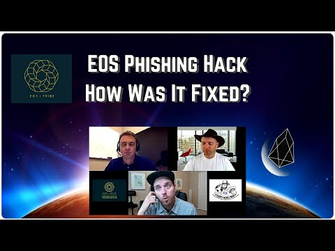 1300 EOS Accounts Hacked – How Was It Fixed?