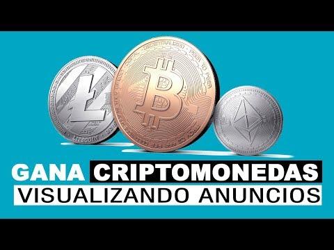 BITVERTS GANA CRIPTOMONEDAS VISUALIZANDO ANUNCIOS Y VIDEOS BITCOIN ETHEREUM LITECOIN BITCOIN CASH