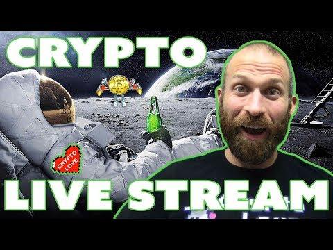What's Going On With Crypto? $TRX $HT $BIX $ETC $BTC $NEO