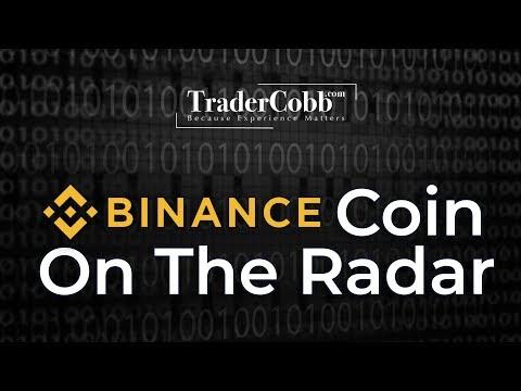 Binance Coin On The Radar