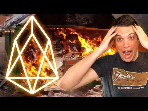 EOS MAINNET DISASTER!!!