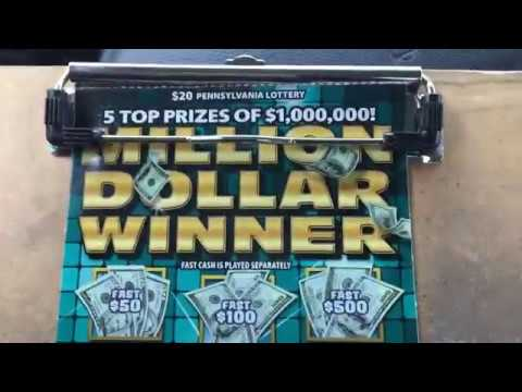 New June Tix: $20 Million Dollar Winner