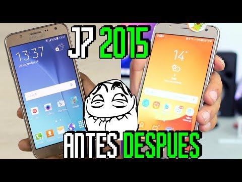 CONVIERTE TU ANTIGUO SAMSUNG J7 2015 EN UN POTENTE J7 NEO O PRO!