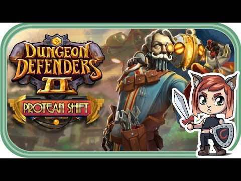Ein fettes Update – Dungeon Defenders 2 Protean Shift –  Chigo – Deutsch
