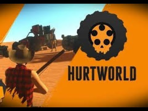 Hurtworld #29 ?? | Pilamy Ekipę STX na ON !!! | ? [MyHurtWorld.pl] /w SIEGE