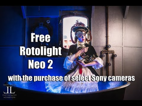 Get a FREE Neo 2 by Rotolight with any purchase of the Sony A9, A7Riii, A7Rii, or A7Sii- UK Only