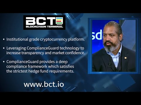 Blockchain Terminal (BCT) | Oz Sultan | Institutional Grade Cryptocurrency Platform