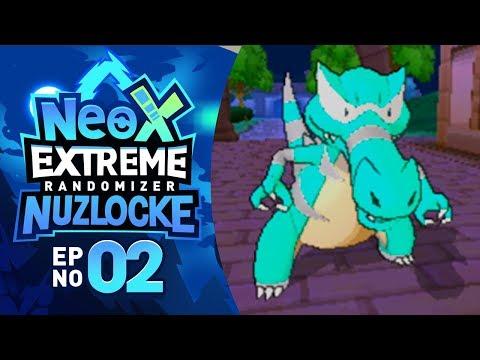 NO WAY WE MISSED A HUGE ENCOUNTER – Pokemon Neo X EXTREME Randomizer Nuzlocke #02