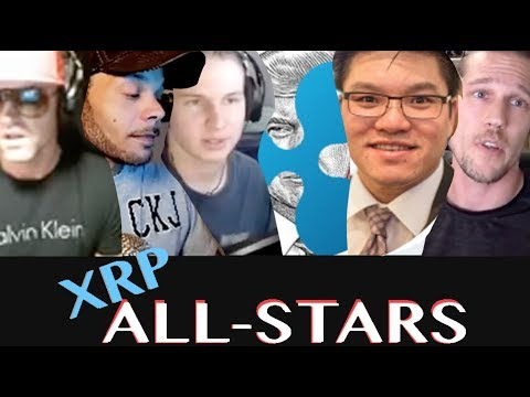 XRP All Stars – The XRP Team & Community is the Best
