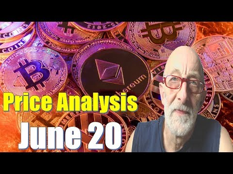 Bitcoin, Ethereum, Ripple, Bitcoin Cash, EOS, Litecoin, Cardano, IOTA Price Analysis, June 20