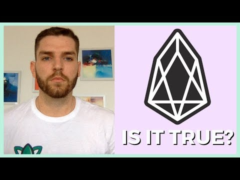 Criticisms Of EOS…Are They True? 🤔