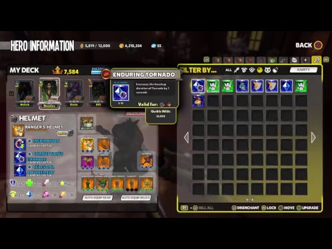 Dungeon Defenders 2 protean shift DLC