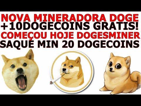SCAM! TUDO SCAM ESSAS MINERADORAS DE DOGECOIN!! NÃO PAGA OFF-LINE