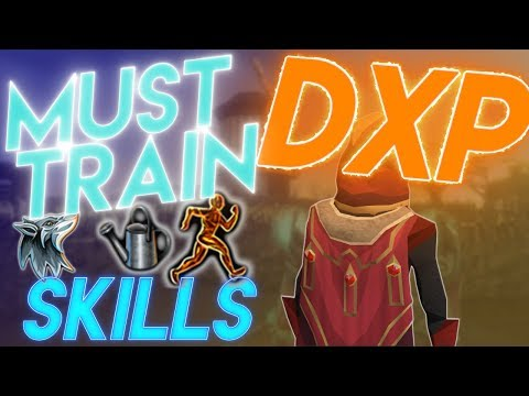 TOP 5 SKILLS – You NEED to train this DXP! Rs3