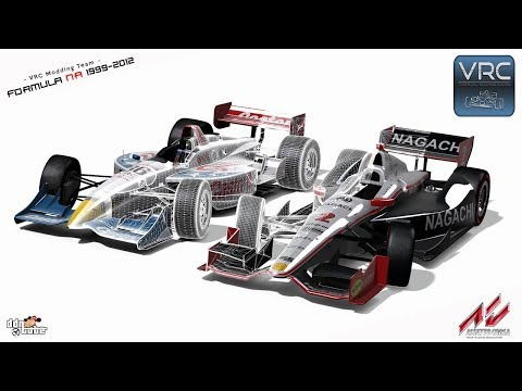 Assetto Corsa – VRC Formula NA Package –