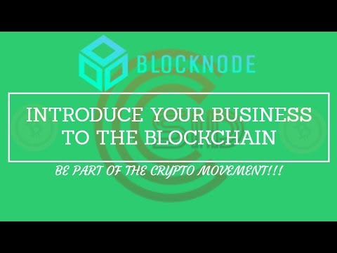 BlockNode ICO – The 2nd Gen of cryptocurrency
