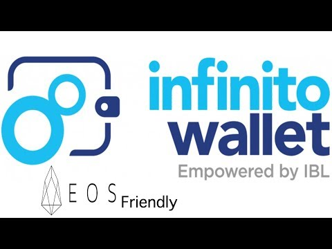 The 1st EVER UNIVERSAL CRYPTO WALLET supports EOS MainNet! (Infinito Wallet Overview)
