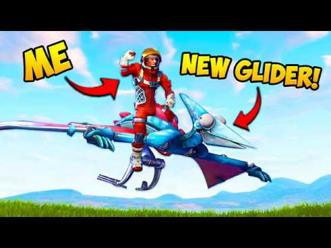 *NEW* DINOSAUR GLIDER!! (EPIC) – Fortnite Funny Fails and WTF Moments! #233 (Daily Moments)