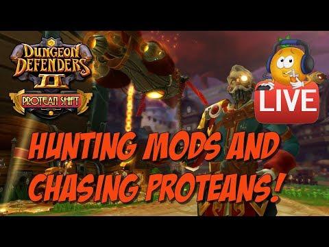 Live Protean Mod Hunting! DD2