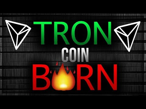 TRON (TRX) $50 MILLION COIN BURN … BULL RUN INCOMING !!?? – Tron Technical Analysis