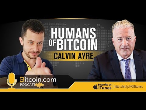 Calvin Ayre – Humans Of Bitcoin Podcast (S2 EP11)