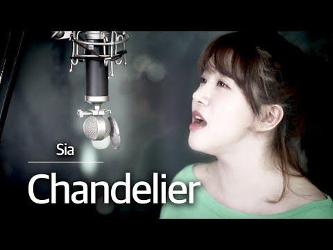 요즘 또다시 뜨는곡?Chandelier(샹들리에) 커버 – SIA(시아) | 버블디아