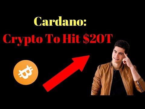 Cardano founder: Crypto To 30X Soon   Bithumb $30M Debt