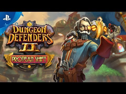 Dungeon Defenders II: Protean Shift – Release Trailer | PS4
