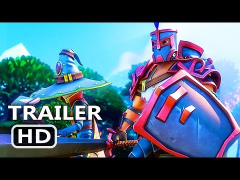 PS4 – Dungeon Defenders 2: Protean Shift Trailer (2018)