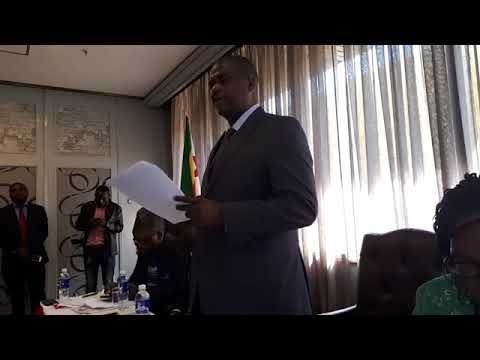 VIDEO: ZEC 'S MULTI PARTY LIASON COMMITTEE FORMATION MEETING
