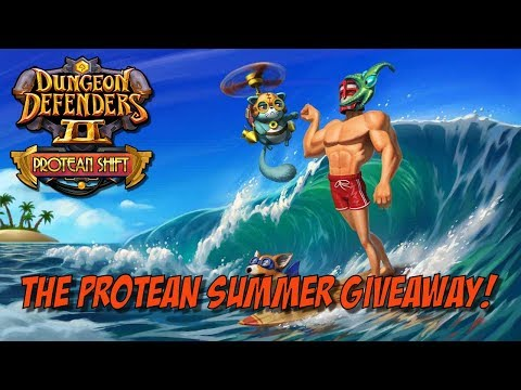 The DD2 Protean Summer Giveaway!