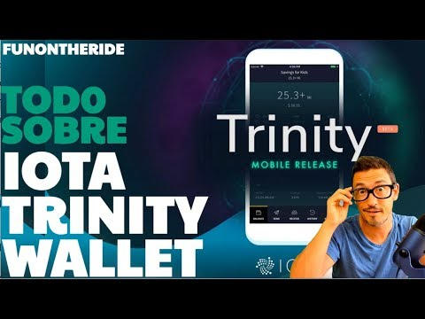 ¡TUTORIAL TRINITY WALLET IOTA! – FunOntheRide