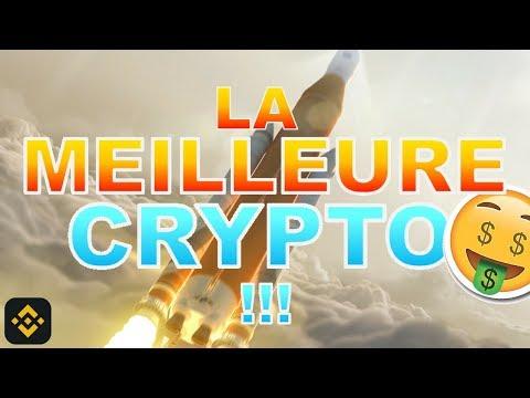 La MEILLEURE CRYPTO BINANCE COIN ? BNB analyse technique prédiction prix crypto monnaie fr français