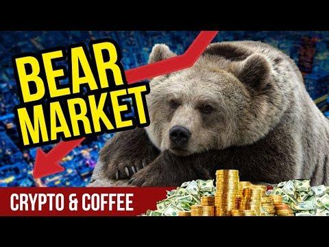 Bear Market Here! – CryptoCurrency Market Analysis – Crypto Market News