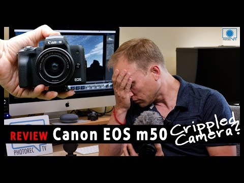 REVIEW: Canon EOS m50 – Crippled 4k?