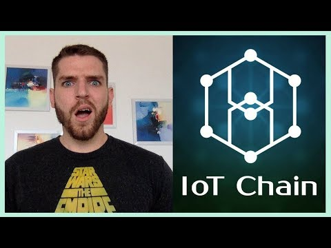IoT Chain | Competing With IOTA?