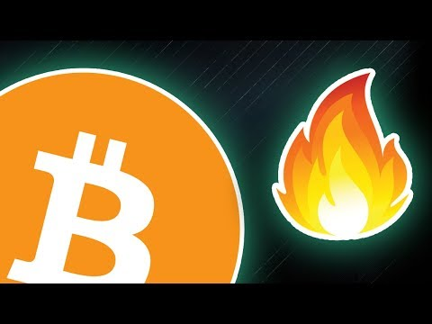 BITCOIN ON FIRE: CAN IT GO LOWER? – Cryptocurrency/BTC Trading Analysis