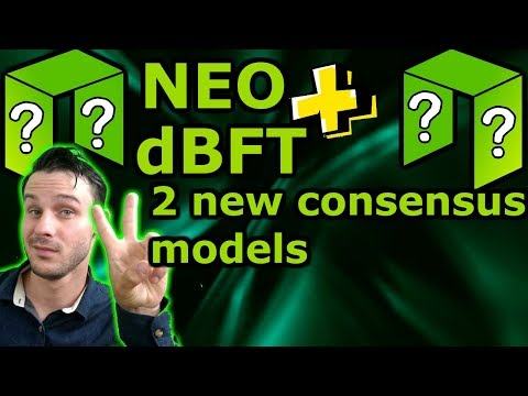 NEO | What is dBFT Consensus? | COZ Consensus Upgrades: hBFT and FastBFT | $NEO is #1