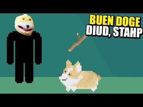 CÓMO SER UN BUEN DOGE – DUDE STOP | Gameplay Español