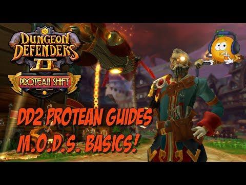 DD2 Protean Guides – M.O.D.S. Basics!