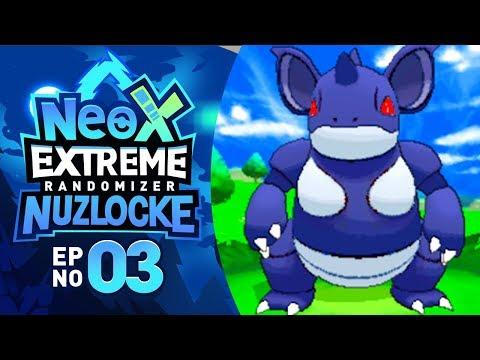 A SHADOW QUEEN?? – Pokemon Neo X EXTREME Randomizer Nuzlocke #03
