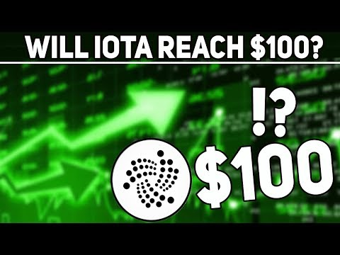 WHY IOTA WILL HIT $100 by 2020