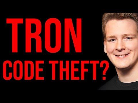 AMA – TRON Code, EU Insane Law, McAfee, BTC, EOS