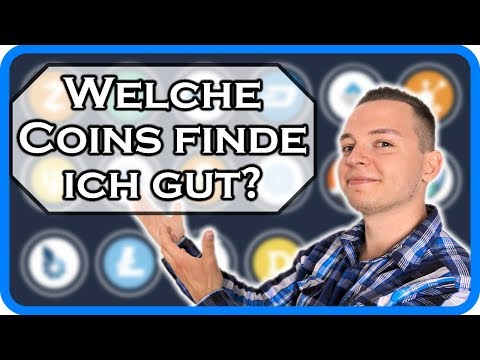 Bitcoin, Ethereum, IOTA & Co.: Was finde ich gut?