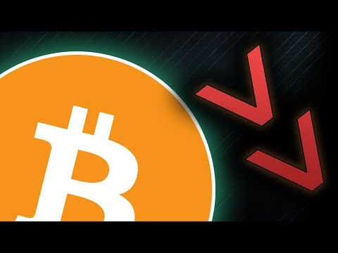 BITCOIN: ONE STEP UP, FIVE STEPS DOWN? – Cryptocurrency/BTC Trading Analysis